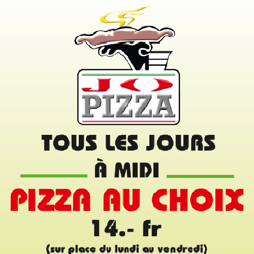 Action chez Jo Pizza